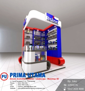 Desain Interior Kantor Semarang 6